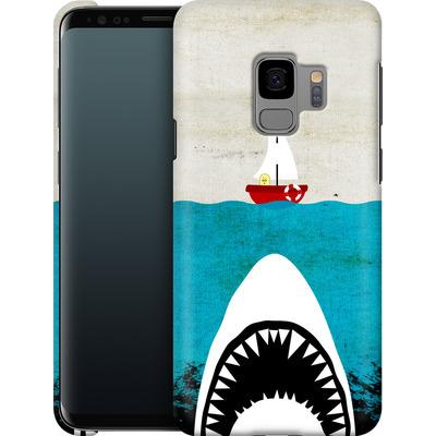 Samsung Galaxy S9 Smartphone Huelle - Damn von Claus-Peter Schops