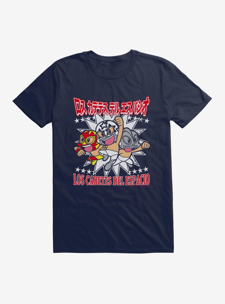 Legends Of Lucha Libre Los Cadetes T-Shirt