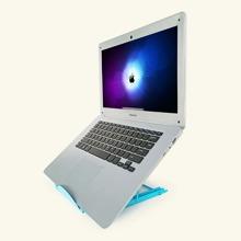 Einfarbiger faltbarer PC-Staender
