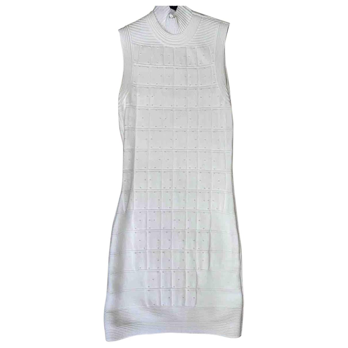 Chanel - Robe   pour femme - blanc