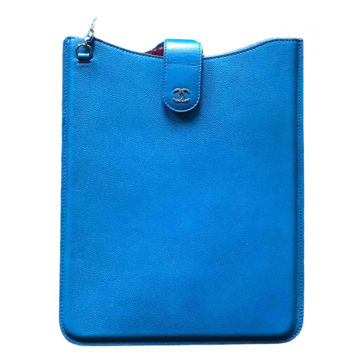 Chanel N Blue Leather Accessories for Life & Living N