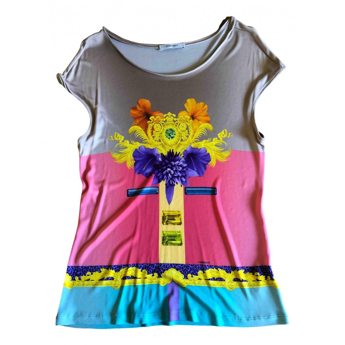 Versace \N Multicolour  top for Women 46 IT