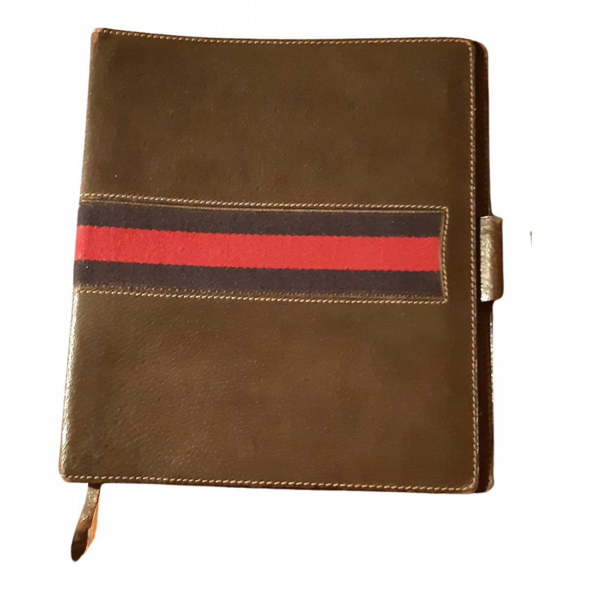 Gucci N Blue Leather Home decor for Life & Living N