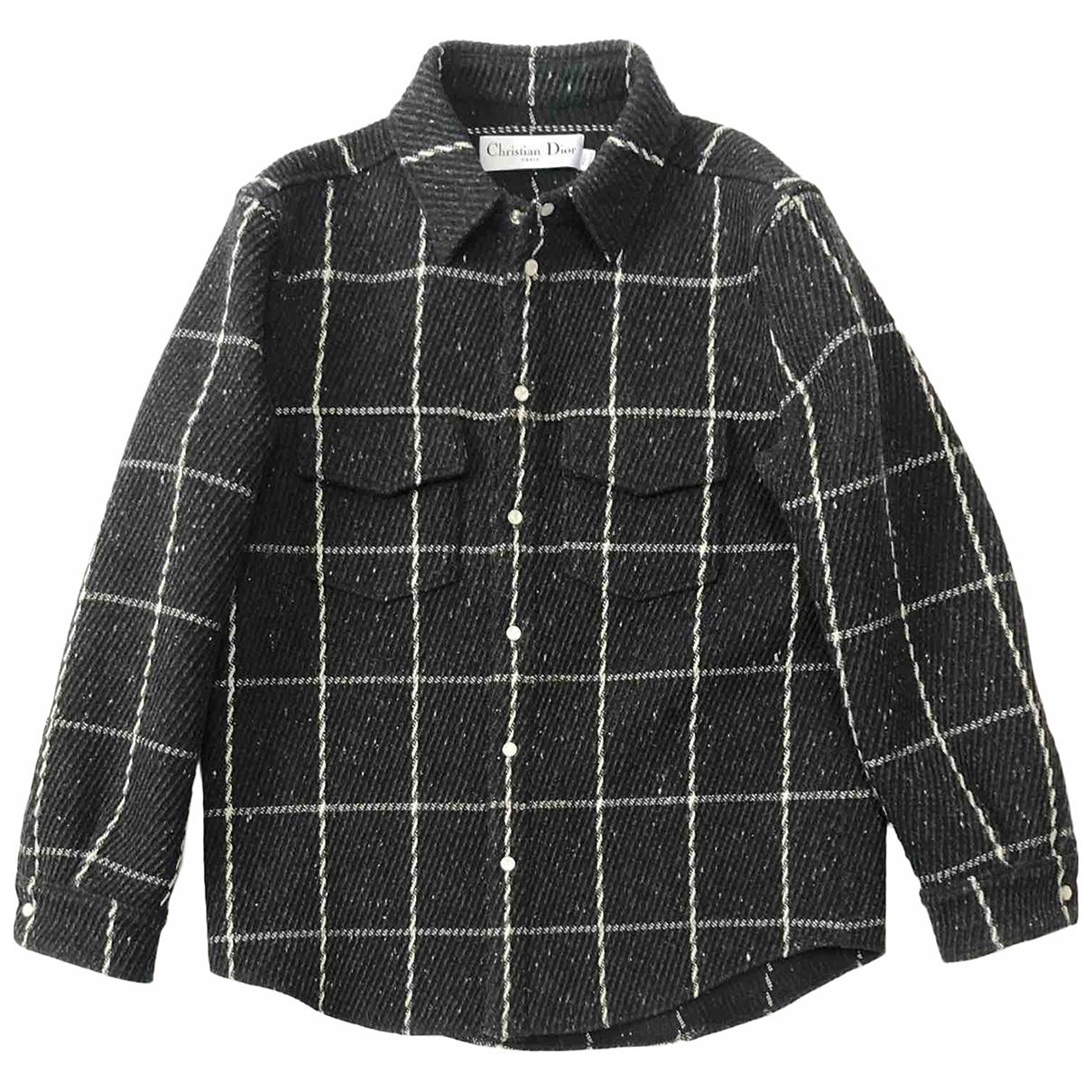 Camisa de Lana Dior