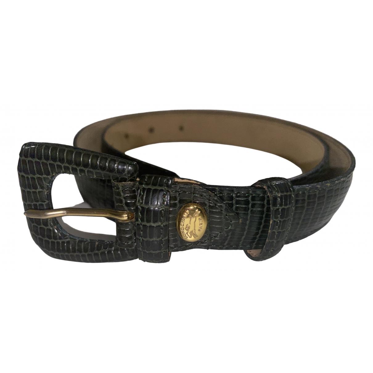 Cinturon de Lagartija Longchamp