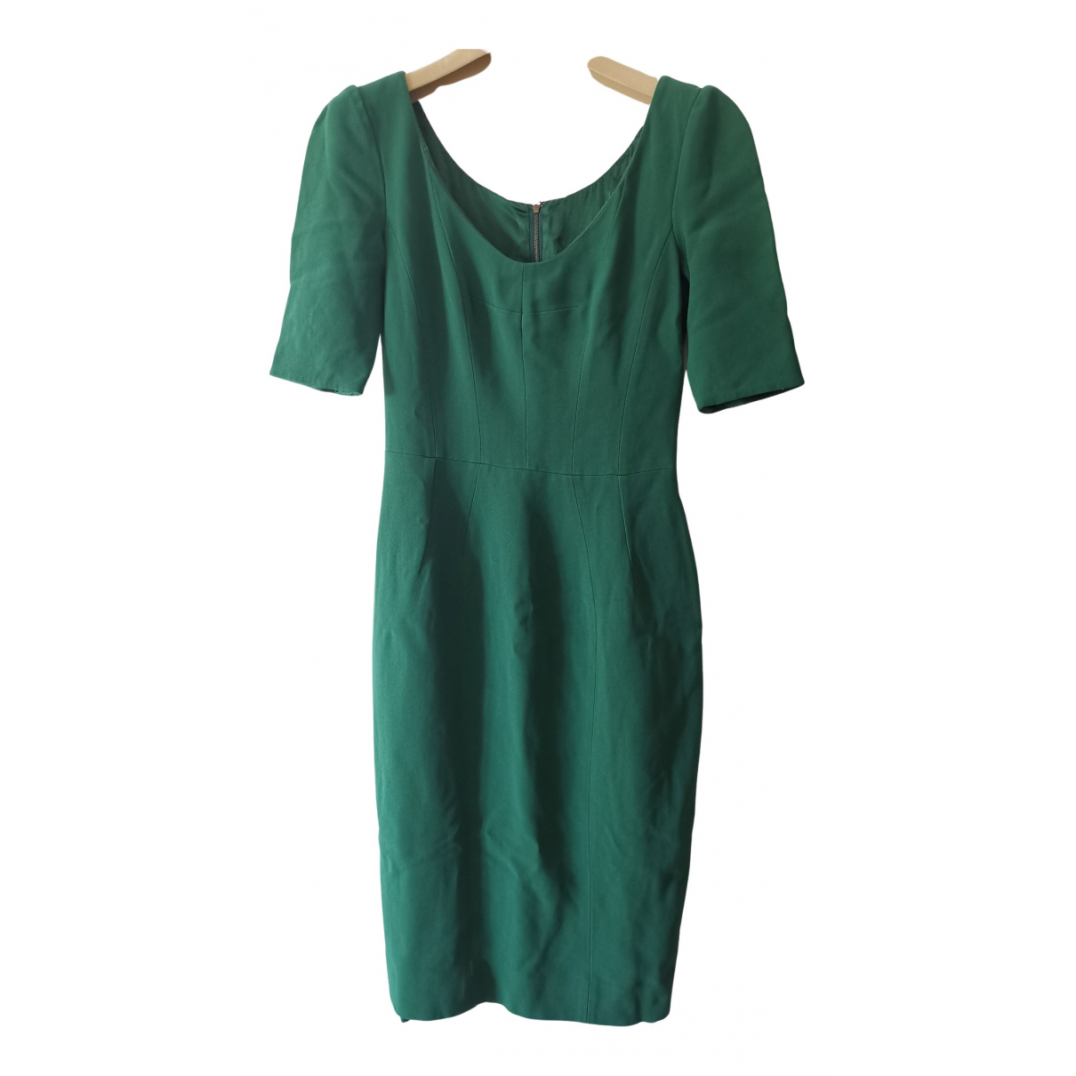Dolce & Gabbana - Robe   pour femme - vert