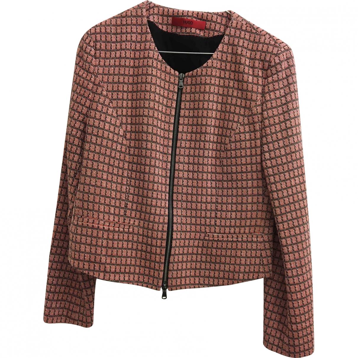Hugo Boss \N Multicolour Cotton jacket for Women 42 FR