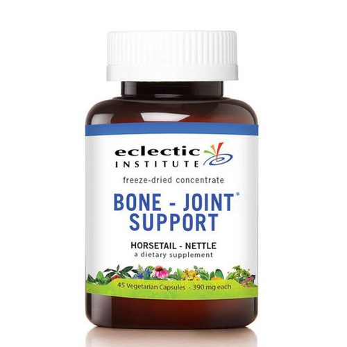 Bone Joint Support 45 Caps by Eclectic Institute Inc