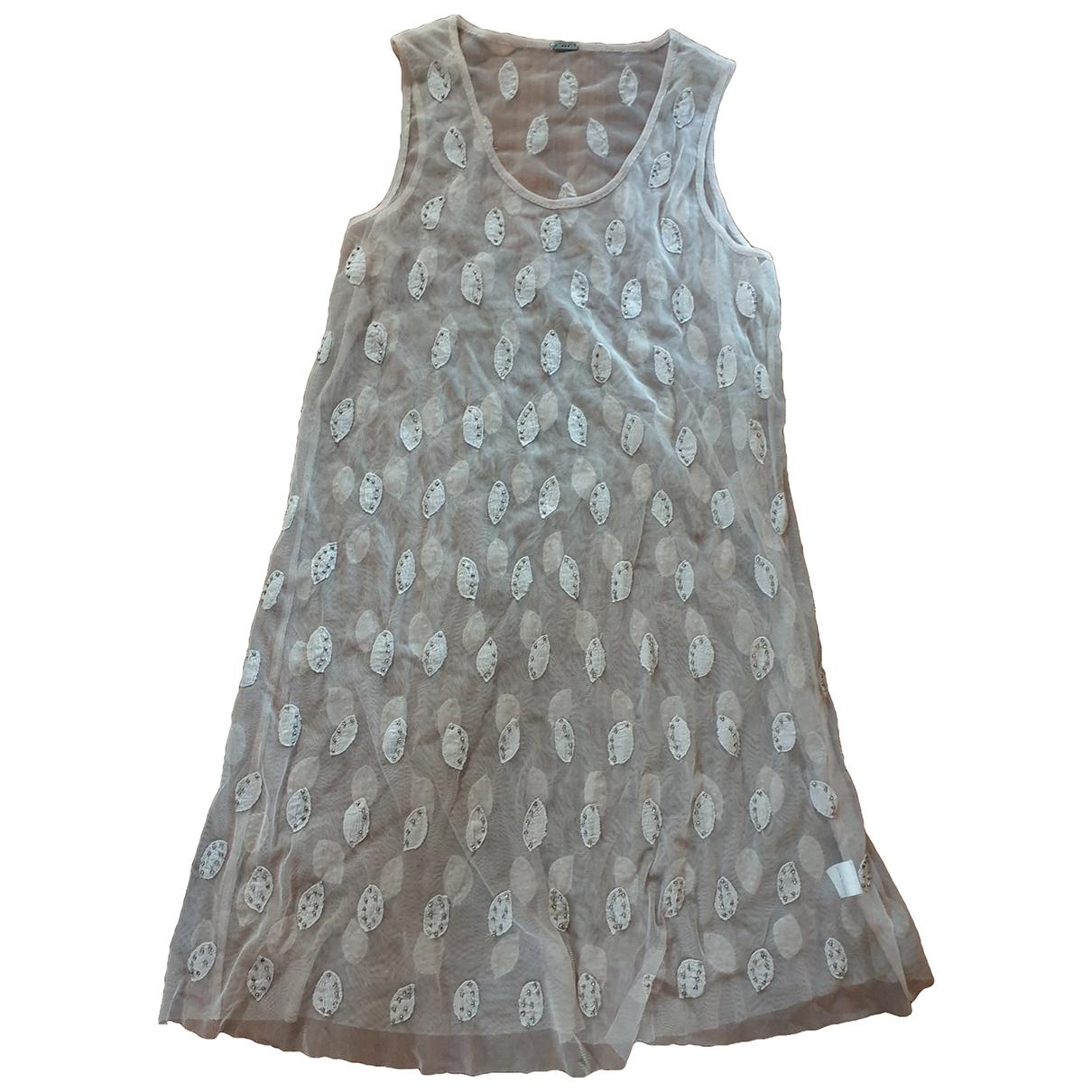 Chan Luu \N Kleid in  Rosa Synthetik