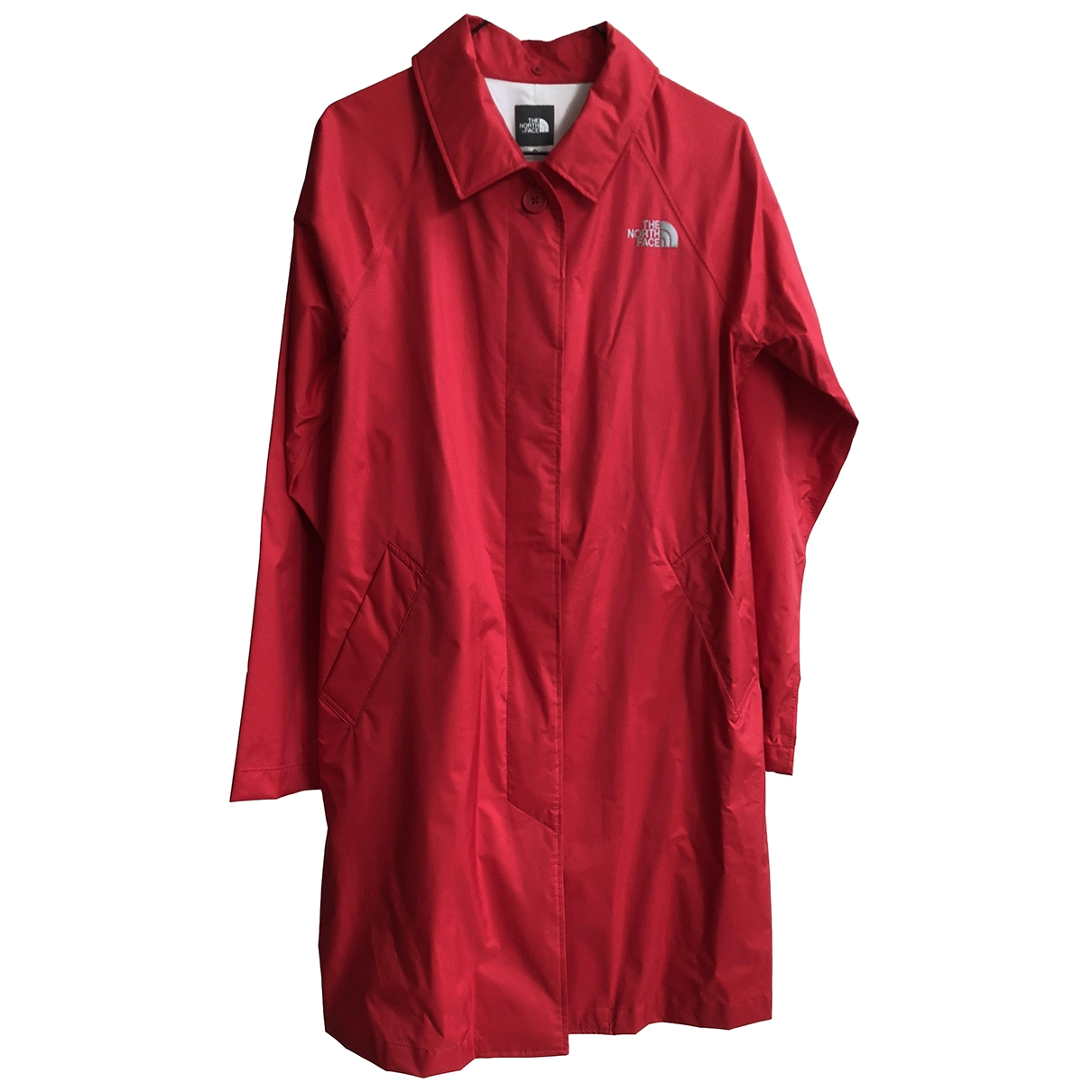 The North Face \N Red coat for Women M International