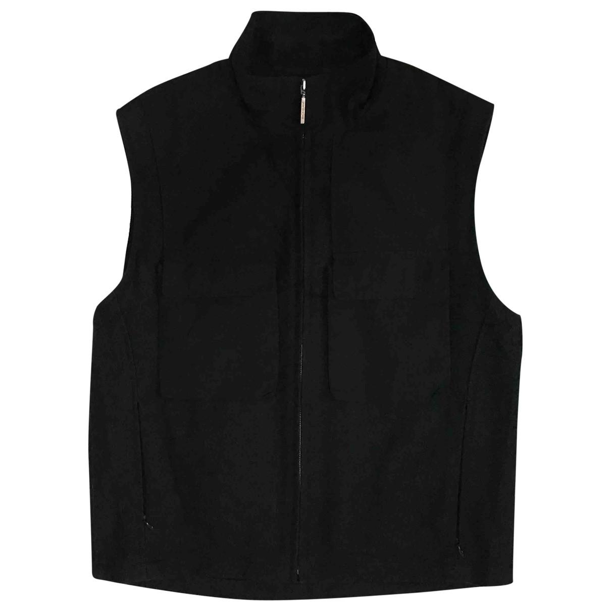 Yves Saint Laurent - Vestes.Blousons   pour homme en laine - noir