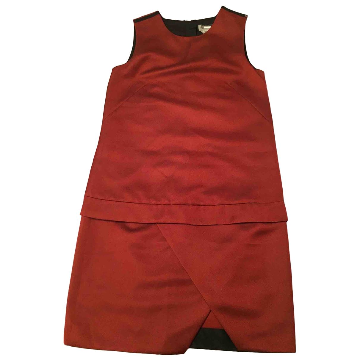 Sport Max \N Kleid in  Braun Polyester