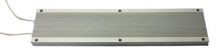 TE Connectivity TJT500 Series Aluminium Housed Wire Lead Aluminium Panel Mount Resistor, 220Ω ±5% 500W