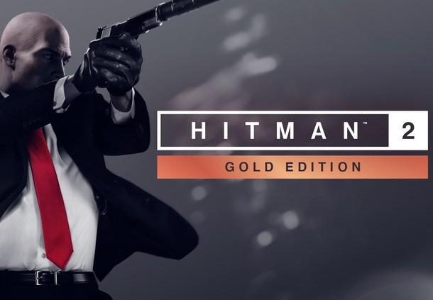 HITMAN 2 Gold Edition Steam Altergift