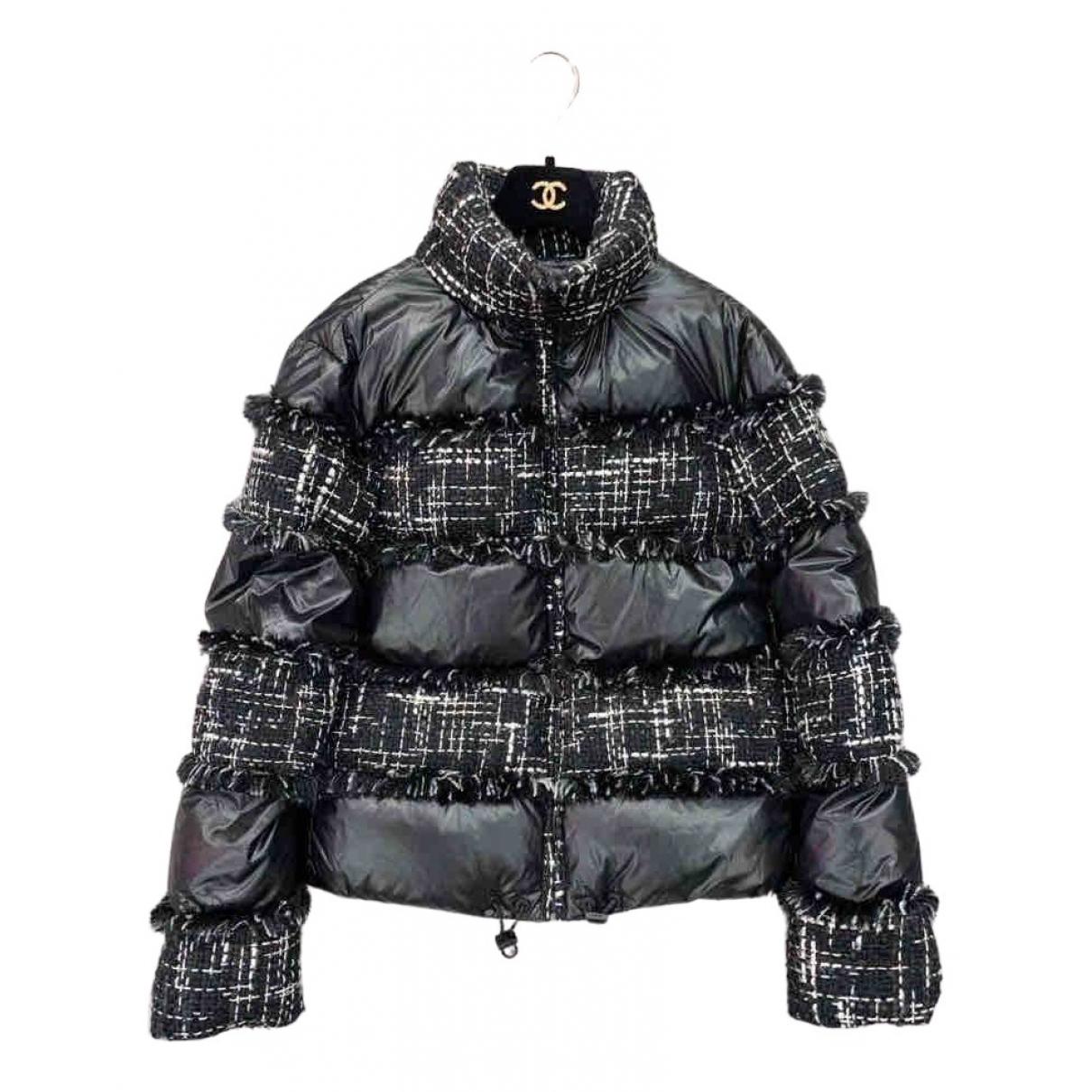 Chanel - Manteau   pour femme - noir