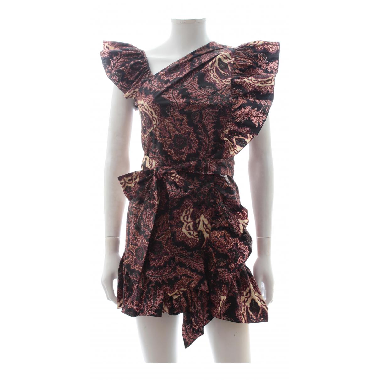 Isabel Marant - Robe   pour femme en coton - multicolore