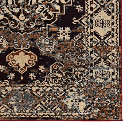 RUGVT4681 8 x 10 Rectangle Area Rug in