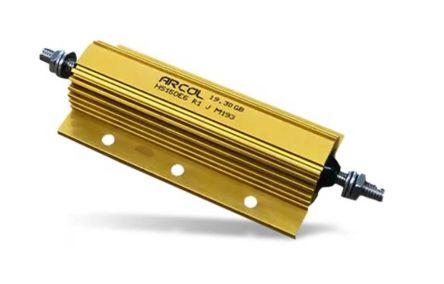 Arcol 150 Watts Al Housed 82 Ohm ±1% Threaded (12)