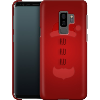 Samsung Galaxy S9 Plus Smartphone Huelle - Ho Ho Ho von caseable Designs