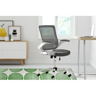 AROUND AND AROUND Office Mat By Kavka Designs (Green)