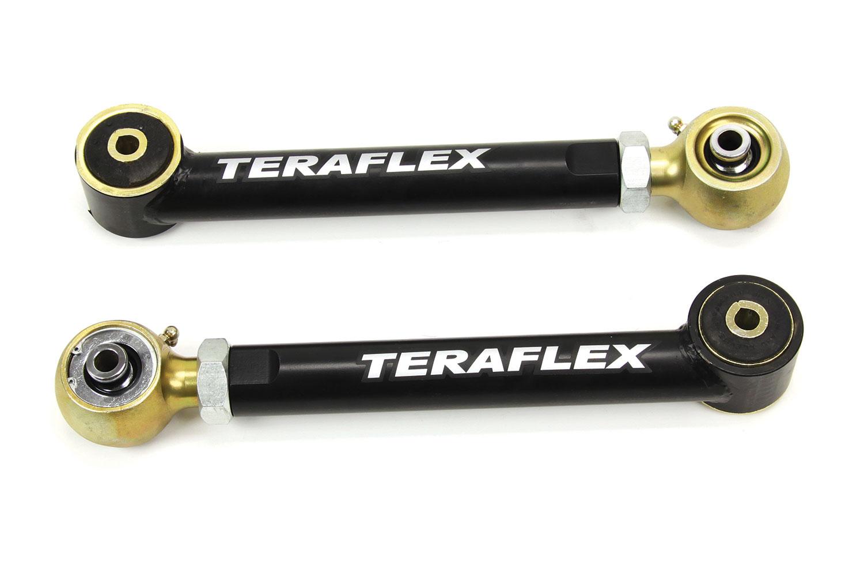 Jeep TJ/LJ Adjustable Front Lower / Rear Lower Flexarm Kit 0-4 Inch Lift 97-06 Wrangler TJ/LJ TeraFlex 1615700