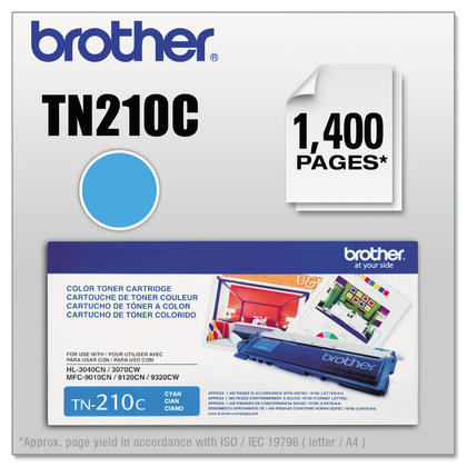 Brother MFC-9320CN originale cyan cartouche de toner