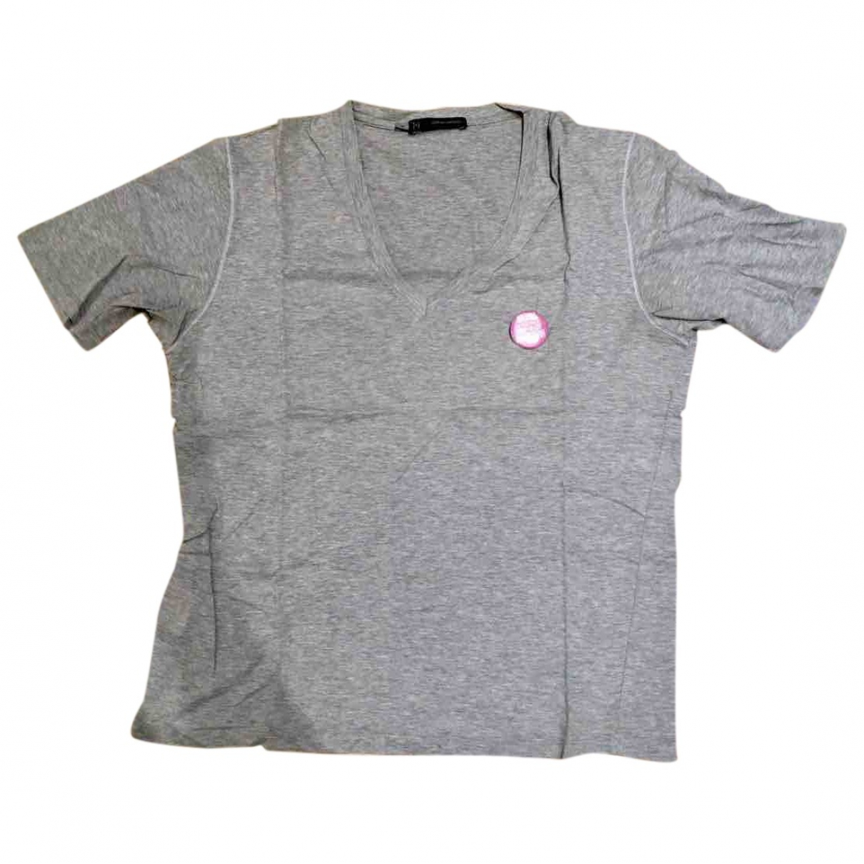 Dsquared2 \N Grey Cotton T-shirts for Men M International