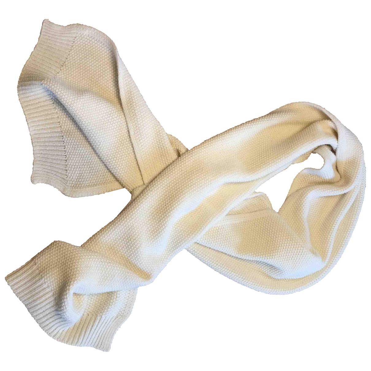 See By Chloe - Foulard   pour femme en laine - beige