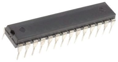 Microchip PIC18F2321-I/SP, 8bit PIC Microcontroller, PIC18F, 40MHz, 8 kB, 256 B Flash, 28-Pin SPDIP
