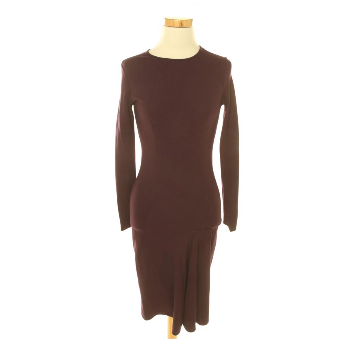Stella Mccartney - Robe   pour femme en coton - violet