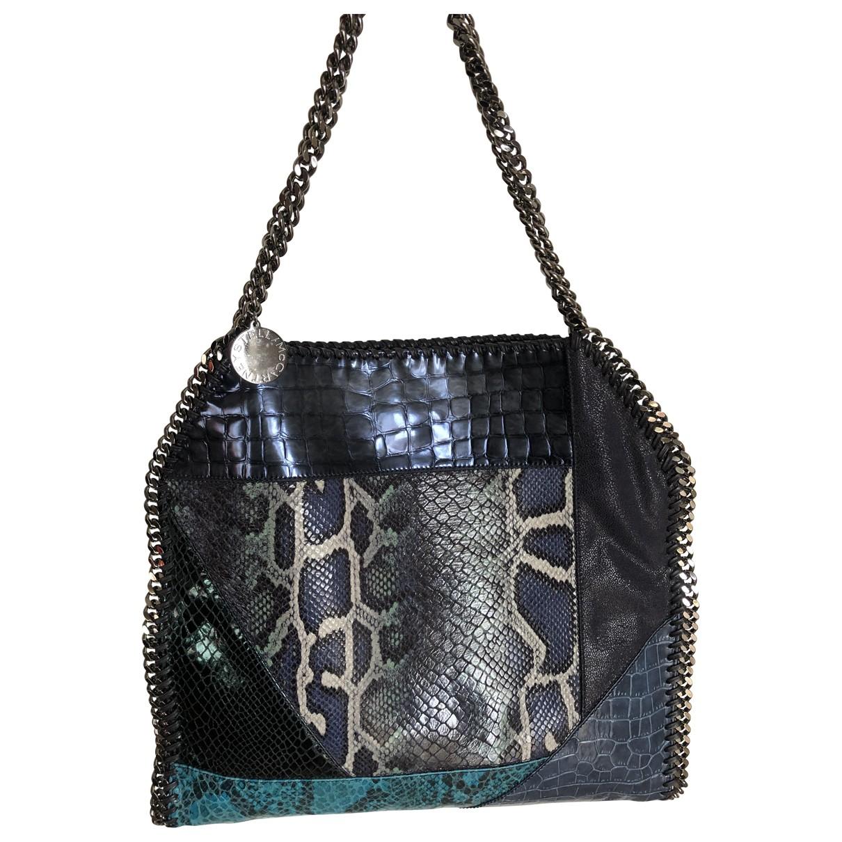 Stella Mccartney Falabella Blue Cloth handbag for Women \N