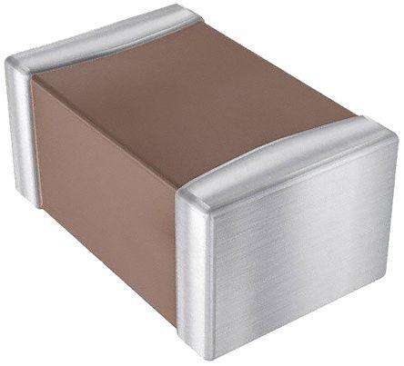 AVX 0805 (2012M) 100nF MLCC 100V dc SMD 08051C104KAZ2A (100)