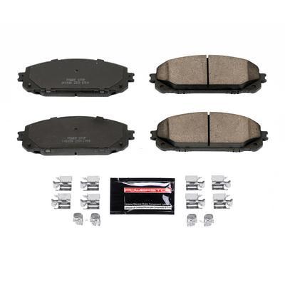 Power Stop Z23 Evolution Sport Brake Pads - Z23-1709