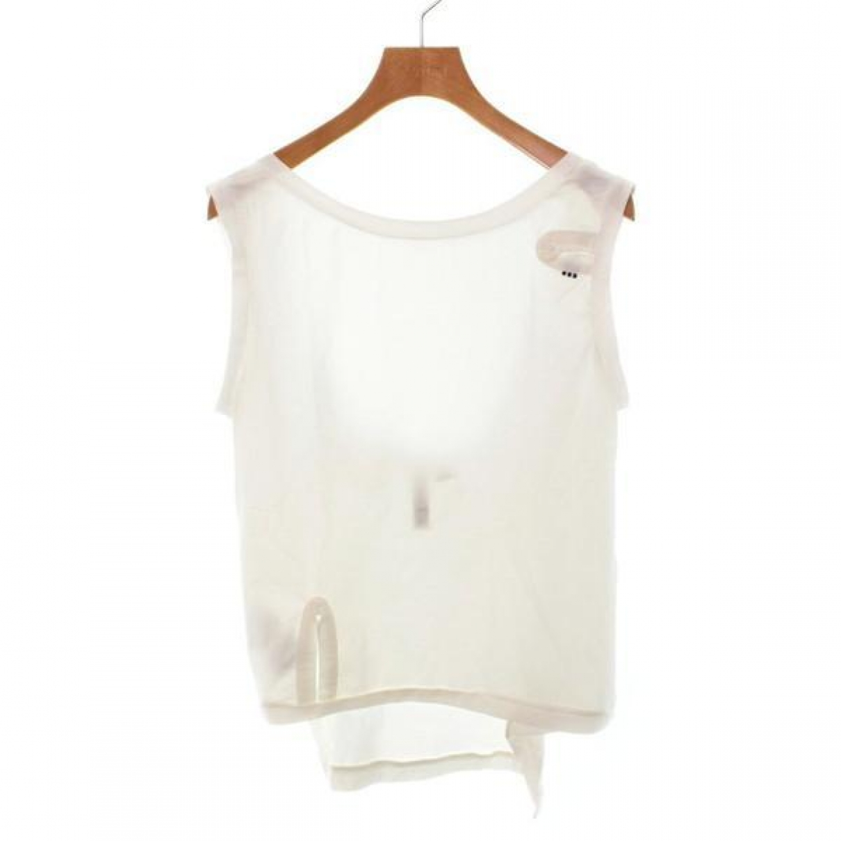 Y-3 \N White Cotton  top for Women 4 US