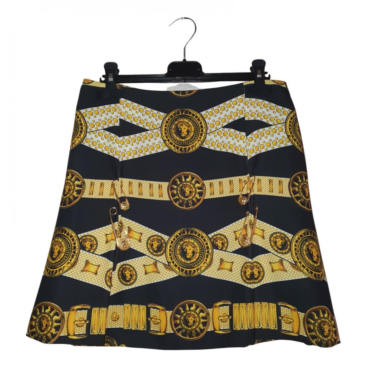 Mini falda de Seda Versus