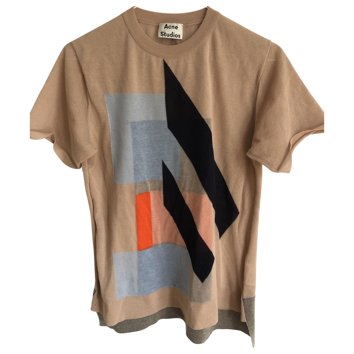 Acne Studios \N Multicolour Cotton  top for Women S International