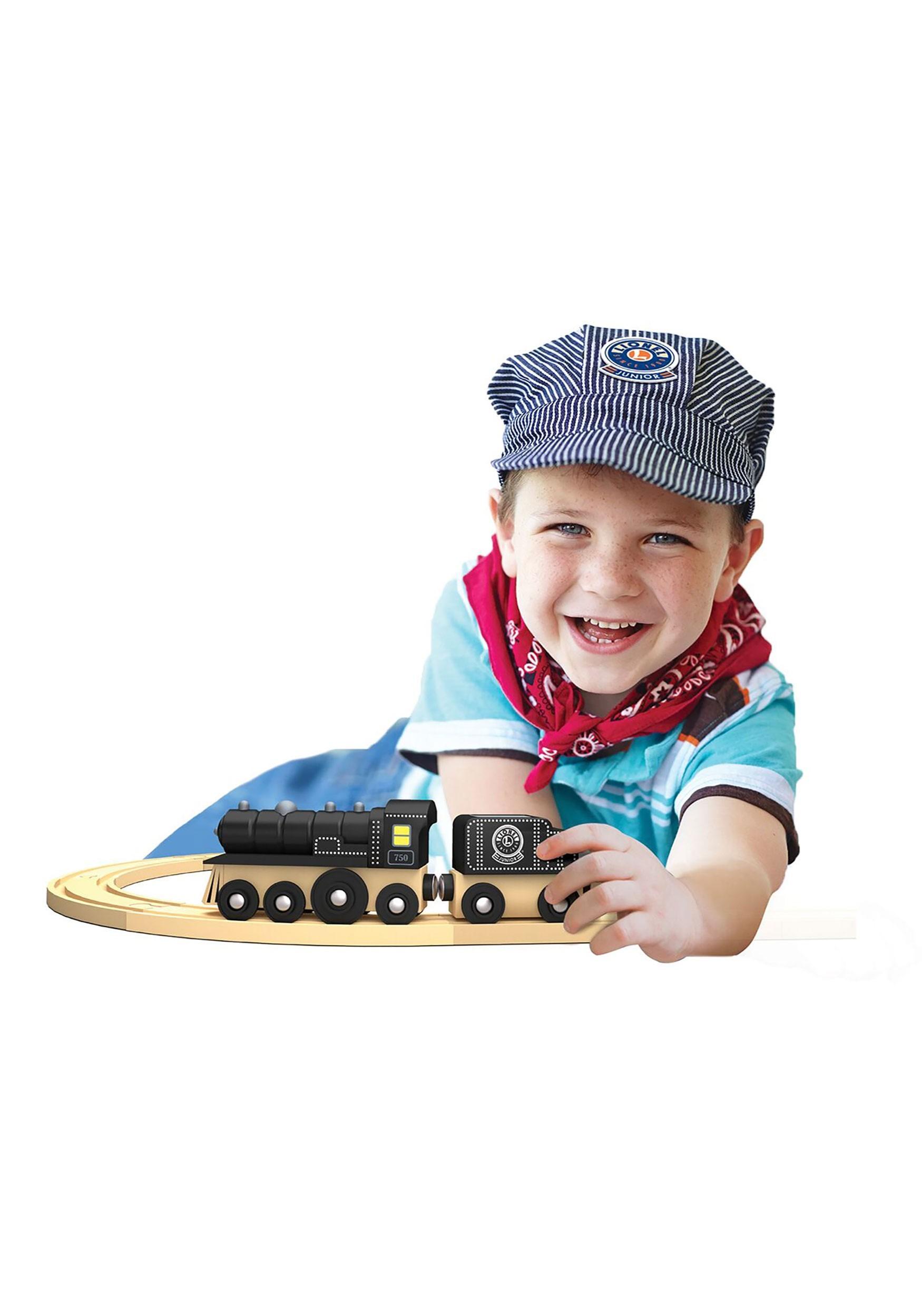 Lionel Steam & Coal Car Train Set for Kids