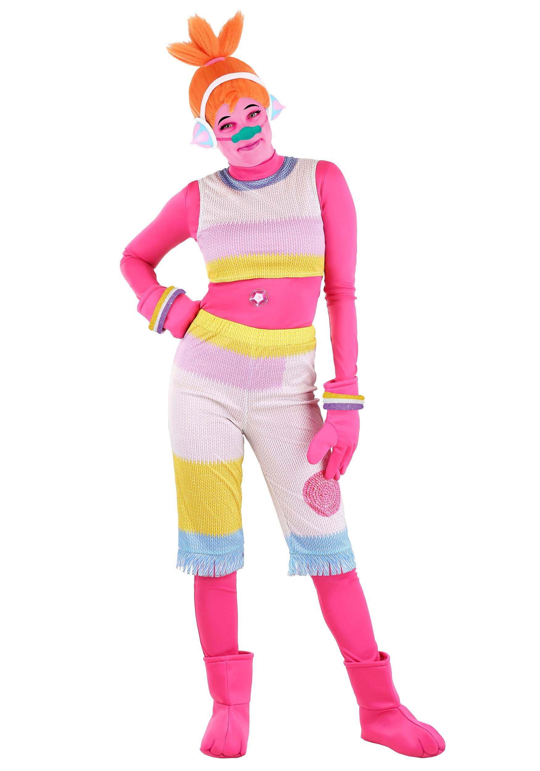 Trolls DJ Suki Women's Costume