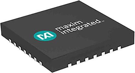 Maxim Integrated MAX2309ETI+, Demodulator Quadrature >110dB 300MHz 28-Pin TQFN (60)