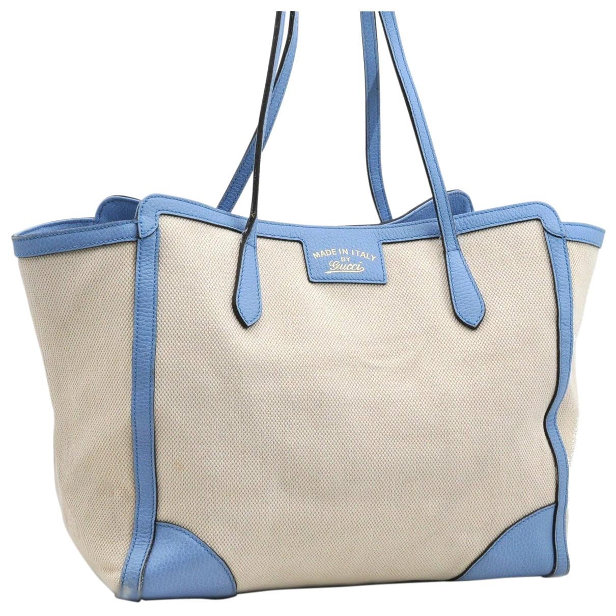 Gucci N Blue Cloth handbag for Women N