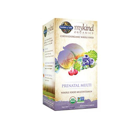 mykind Organics Prenatal Multi 180 Tabs by Garden of Life