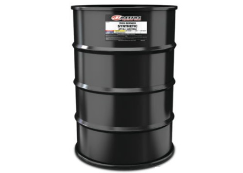 Maxima 30-16055 Service Department 4T Oil Drums 20W50 55 Gal