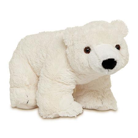 Melissa & Doug Glacier Polar Bear Plush, One Size , Multiple Colors