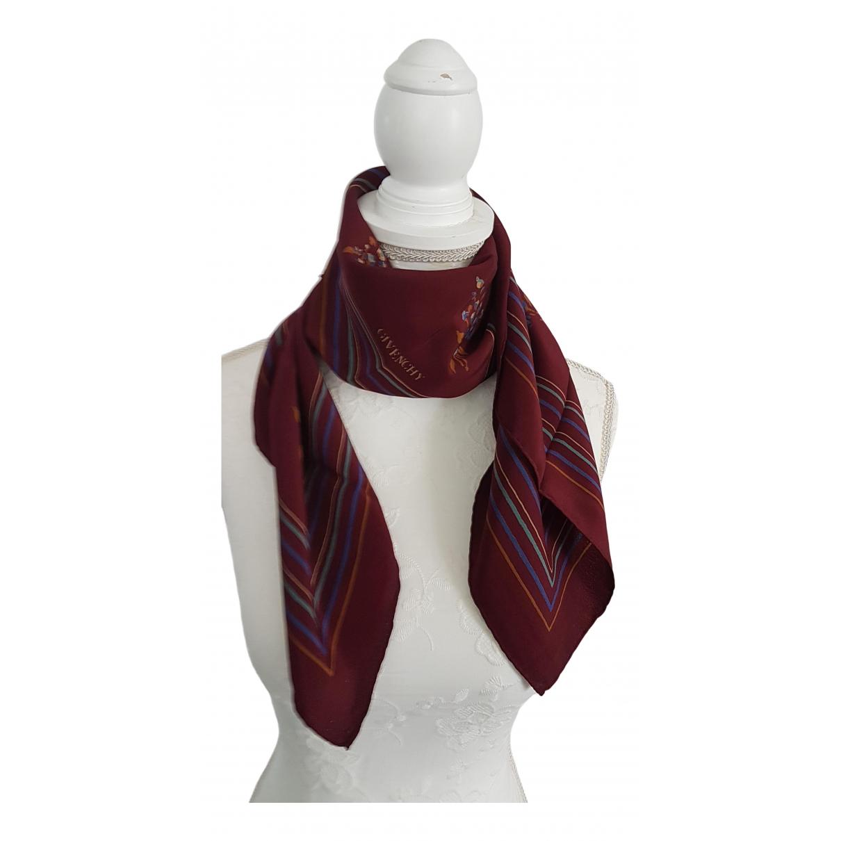 Givenchy - Carre   pour femme en soie - multicolore