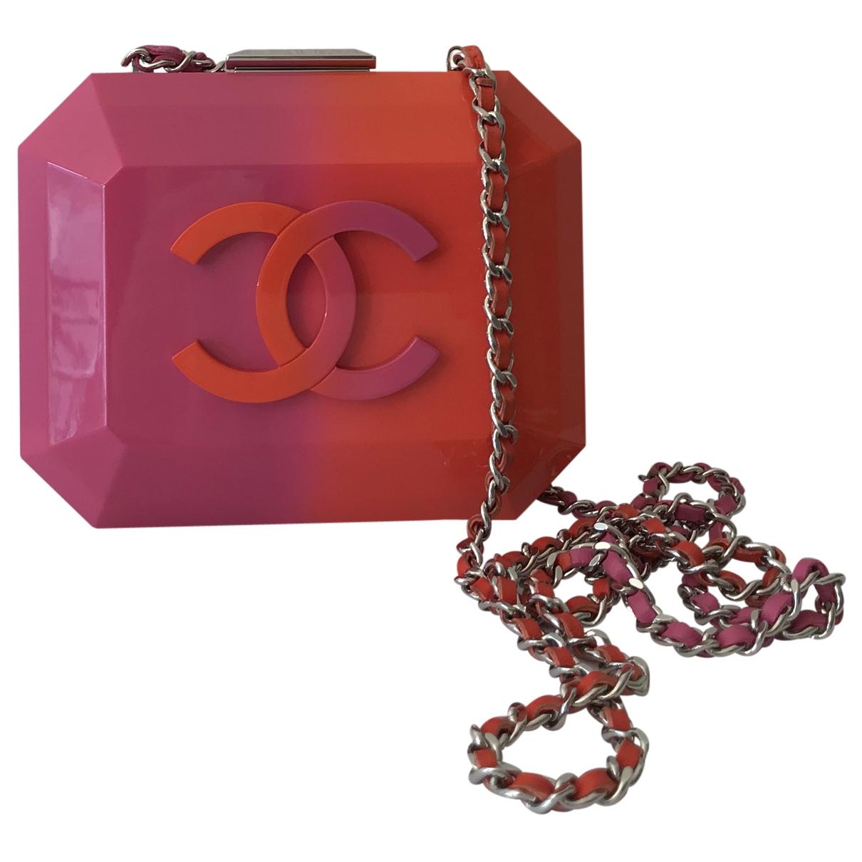 Chanel \N Pink Clutch bag for Women \N