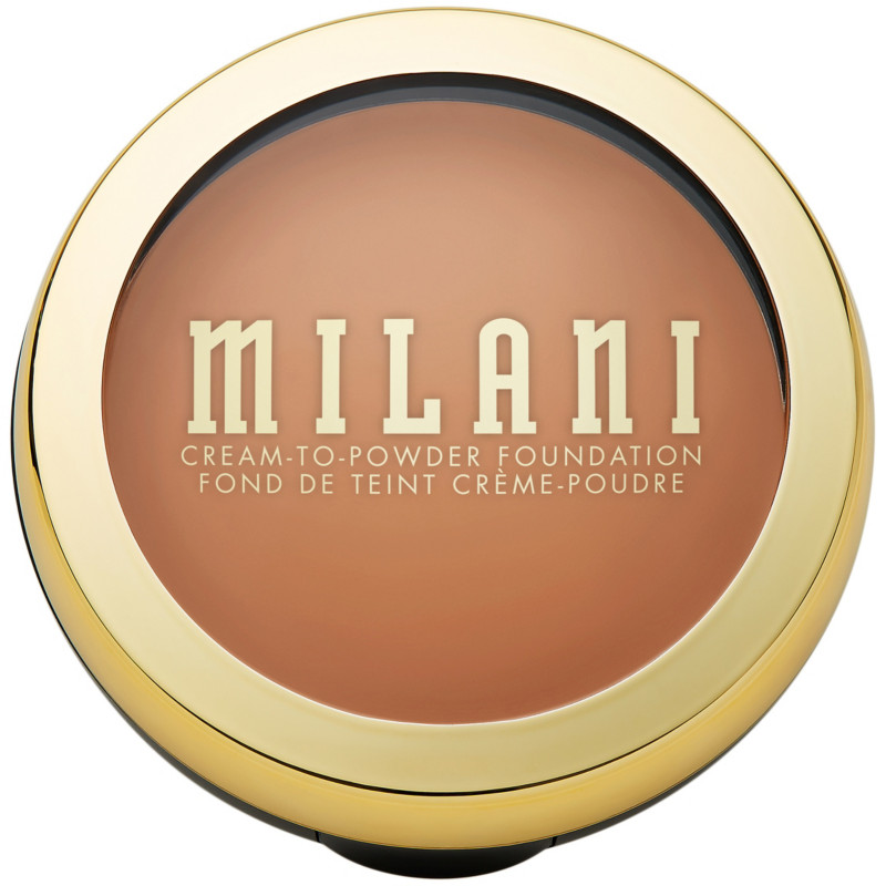 Conceal + Perfect Smooth Finish Cream-To-Powder Foundation - Amber
