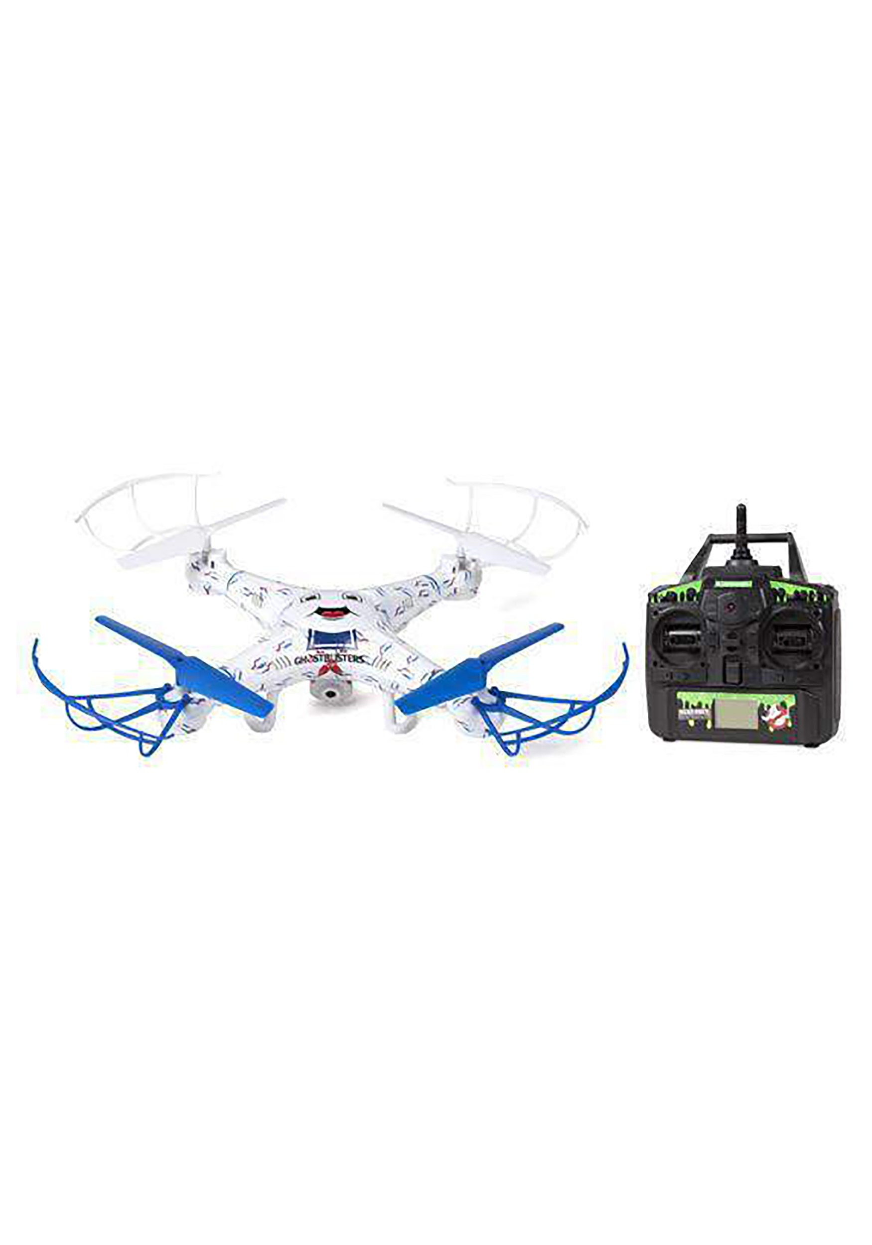 Ghostbusters Stay Puft 2.4GHz 4.5 Channel Video Camera RC Quadcopter
