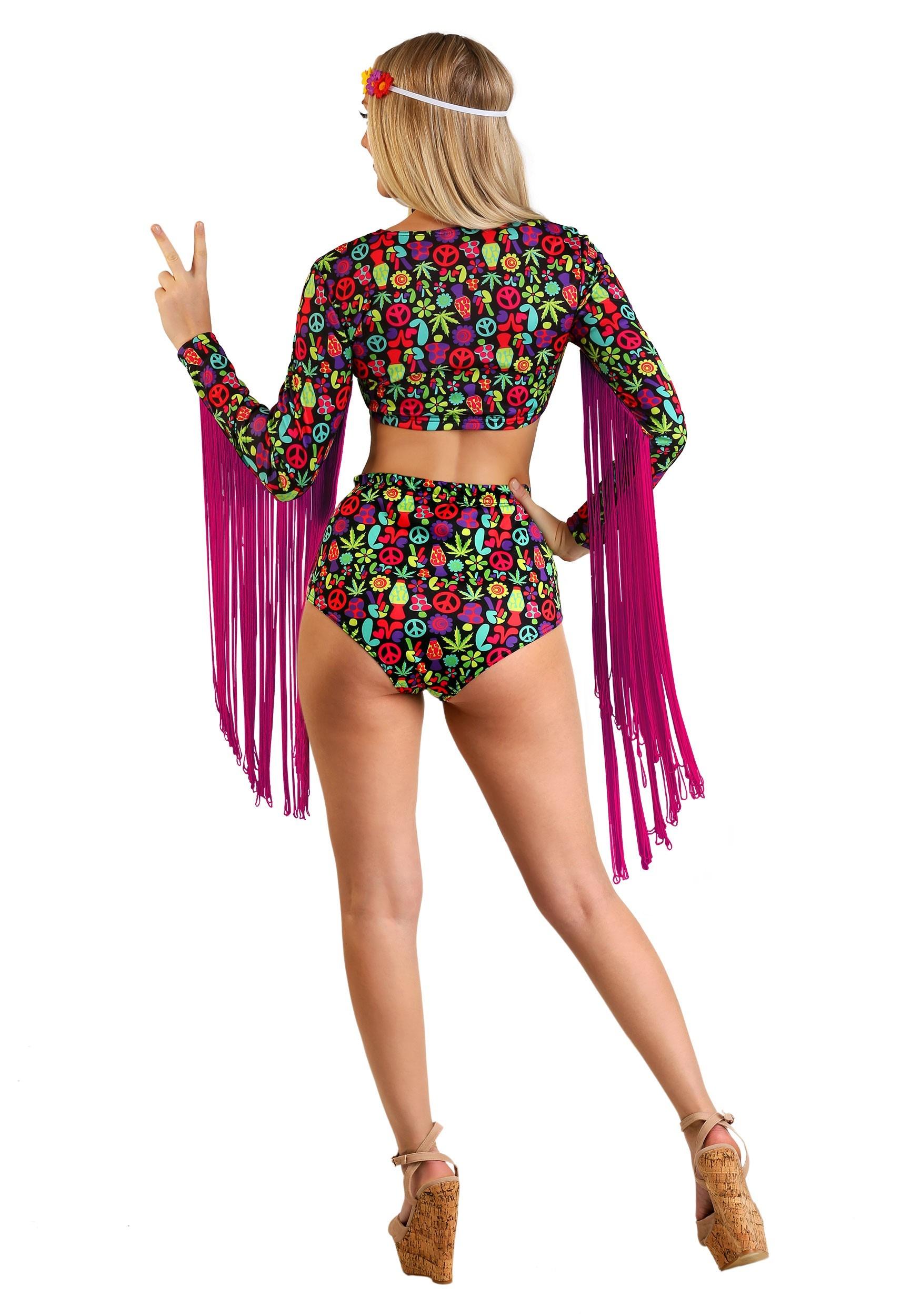 Free Spirit Women's Hippie Costume