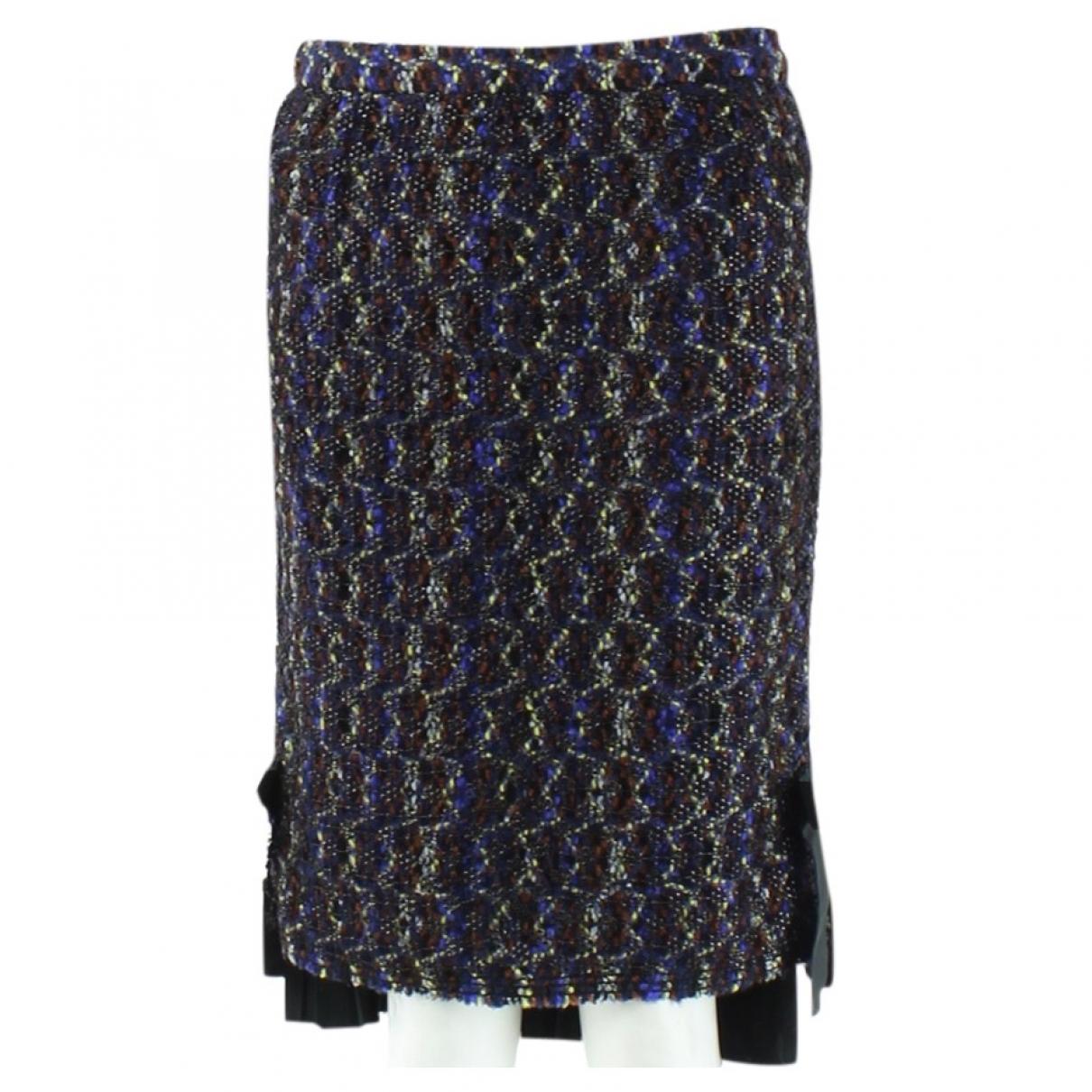Louis Vuitton \N Rocke in  Bunt Tweed