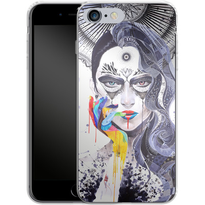 Apple iPhone 6 Plus Silikon Handyhuelle - Janus von Minjae Lee